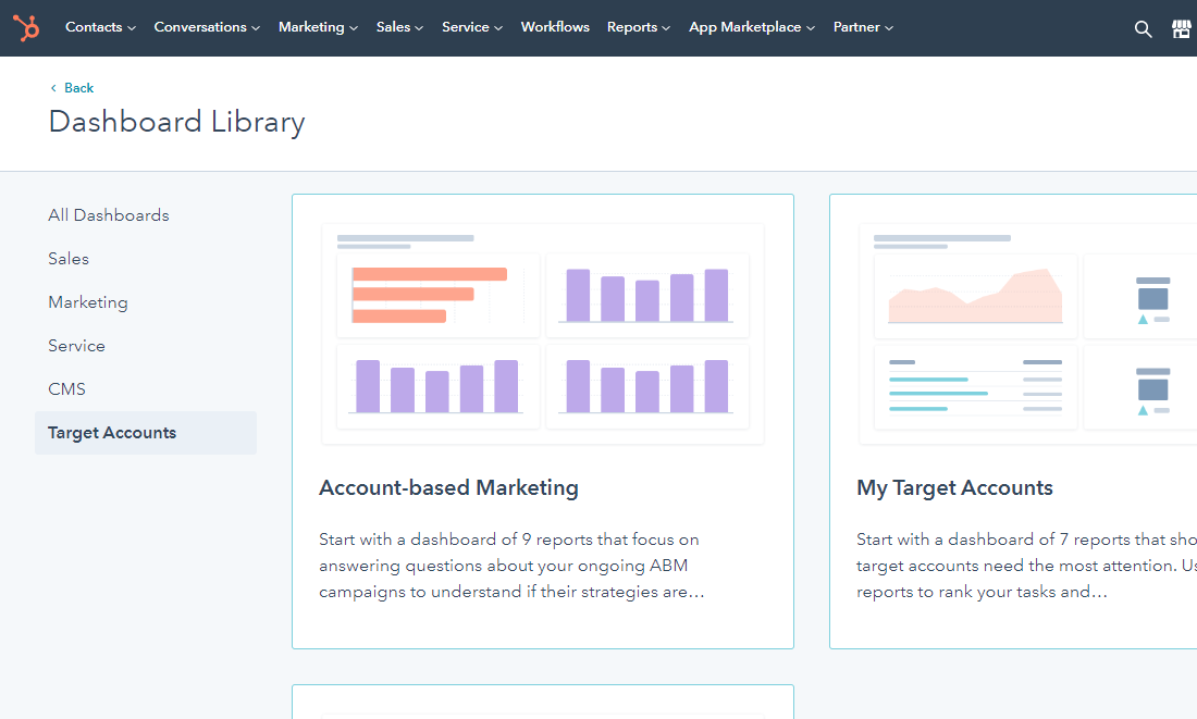 Account based marketing in HubSpot