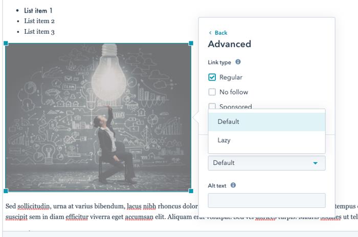 Lazy loading van afbeeldingen in HubSpot   Inbnd