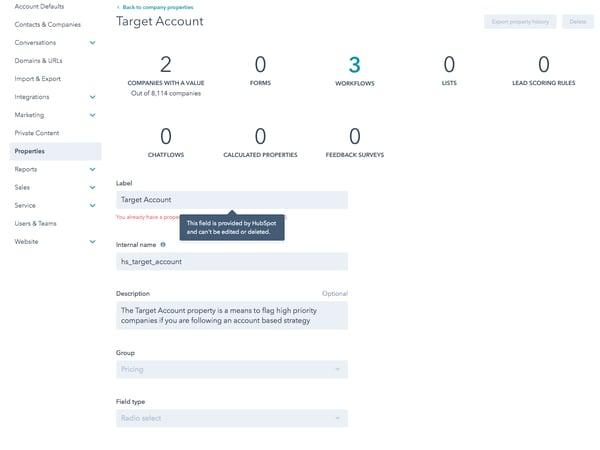 Hubspot tools en features voor Account Based Marketing | Inbnd